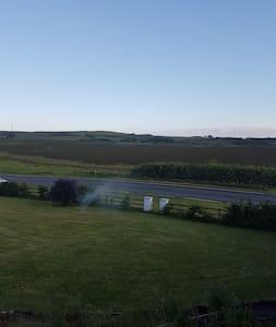 Sperrin view
