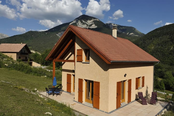 Spacious Chalet in French Alps - Aspres-sur-Buëch