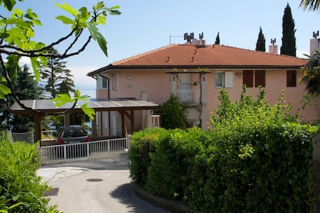 Apartment with spectacular views - Opatija - Wohnung