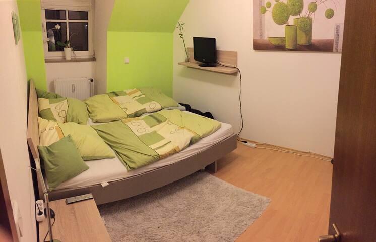 Gemütliche, stilvolle 2-Zimmer-Wng. - Nürnberg - Departamento