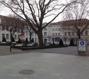 Innenstadt mit Balcon, Tiefgarage und Fahrstuhl - Göttingen - Apartment