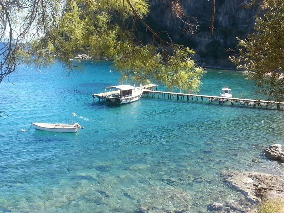 Amos Bay
