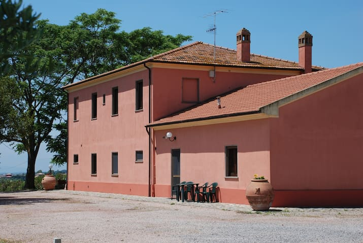 Apartment 100 sqm and swimming pool - Magliano in Toscana - Apartament