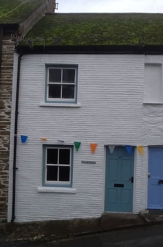 Cottage in Polruan on Fowey Estuary - Polruan - Hus