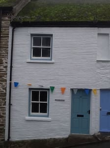 Cottage in Polruan on Fowey Estuary - Talo