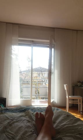 BOZANO - Bright and big Room with attached Balcony - Bozen