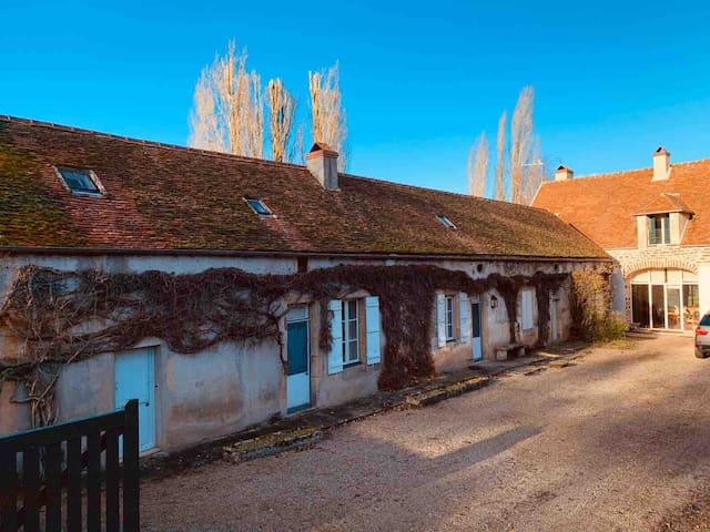 Magnifique Maison et Piscine aux portes du Morvan