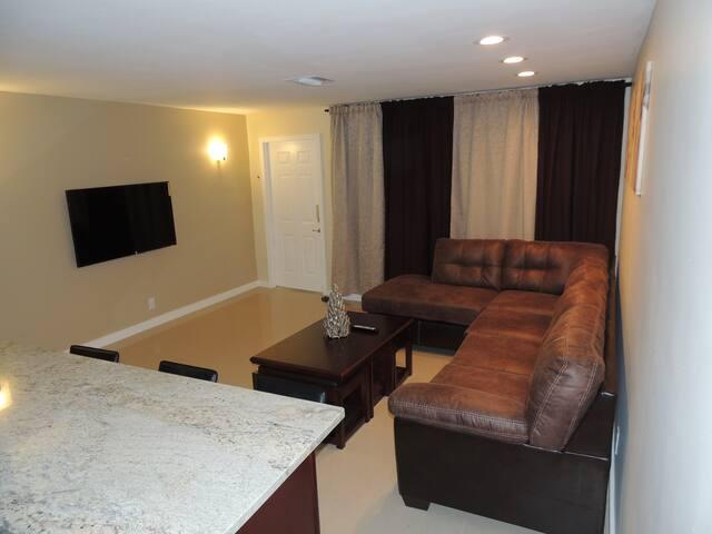 Cozi room in Pompano Beach - Pompano Beach - Hus