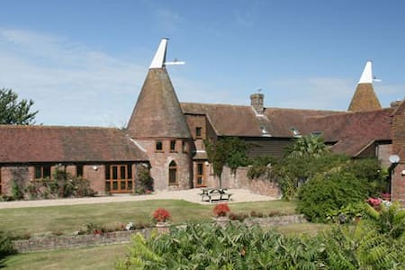 Oast House near Battle - Battle