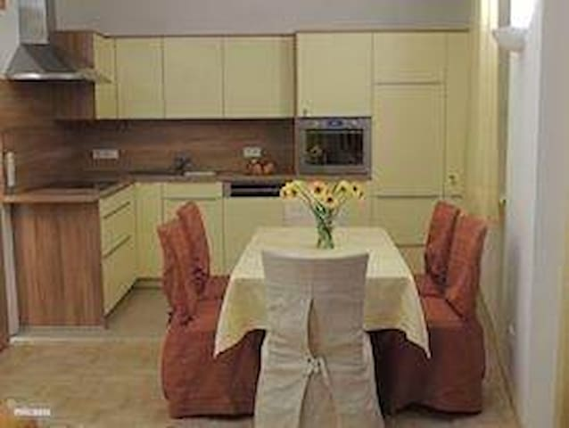 Luxurious cozy fully equipped apartment, Hermagor