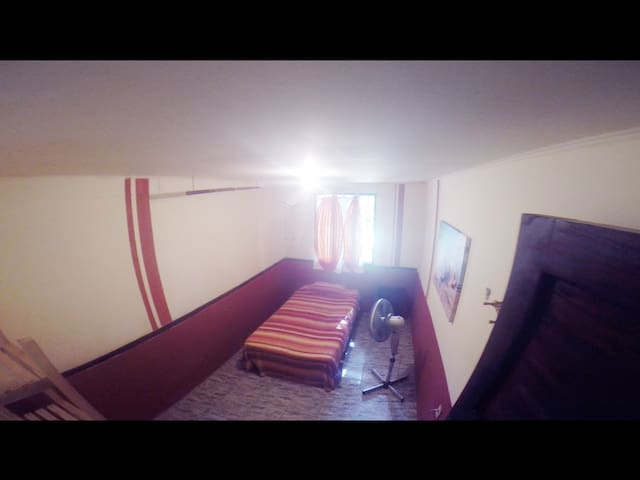 Single room, 100m from the beach  - Santa Teresa, - Outros