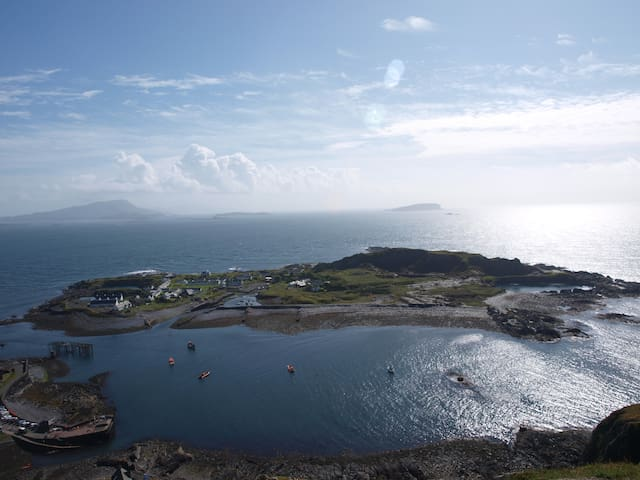 Island House with amazing views - Easdale Island - Haus