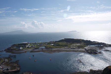 An Lionadh, Island House with amazing views