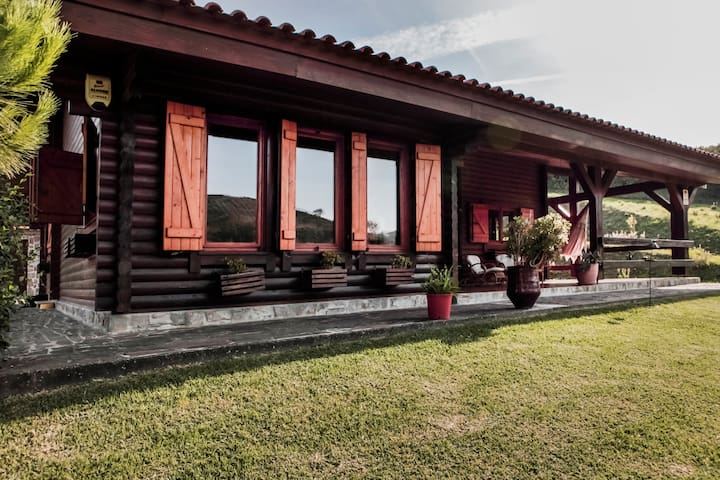 Wood Country House - Louriceira de Baixo - Chalet