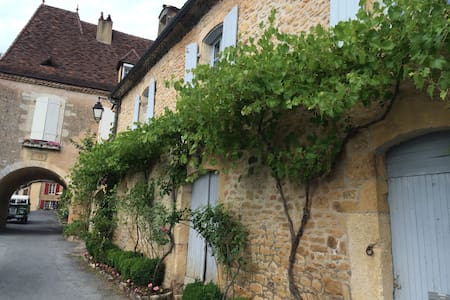 Limeuil (Dordogne) House to rent  - Limeuil - Ház