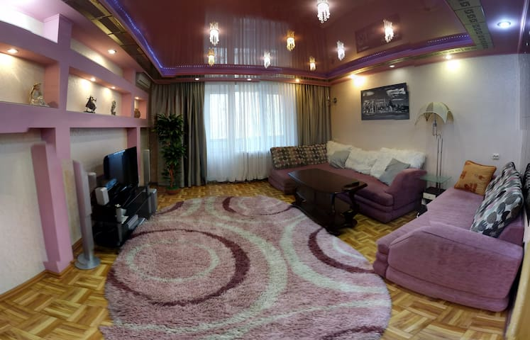 красивая большая квартира в центре - Херсон - Квартира