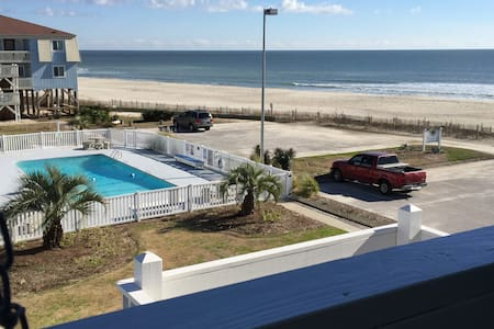 OIB Oceanfront 2BR/2Bth Condo/pool