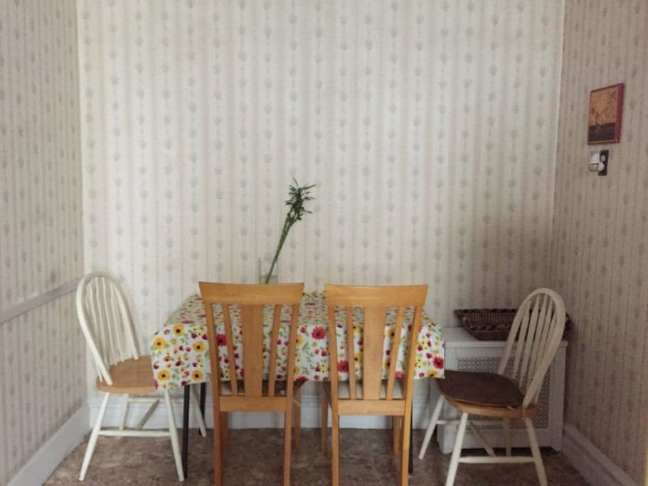 Lovely Dining Room Table
