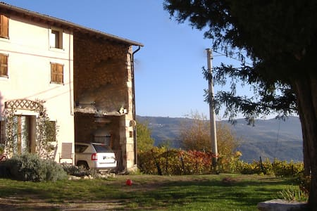 Family Retreat Soave Wine Country - Montecchia di Crosara - House