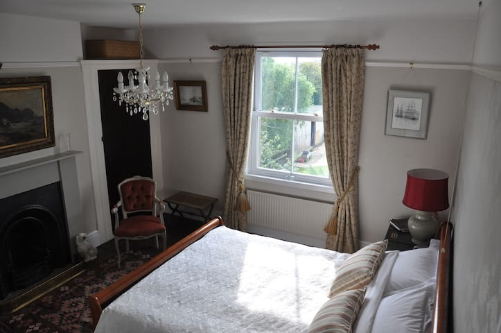 West Lodge B&B - Du Maurier Room - Lanreath - Bed & Breakfast
