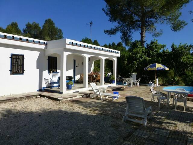Villa calme en pleine campagne ... - Benigànim - Haus