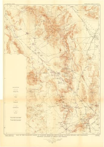 Guidebook for Pahrump & Las Vegas