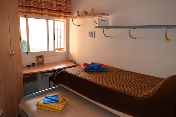 Little Room in OldTown with Wi-Fi 50 MB - Almería - อพาร์ทเมนท์