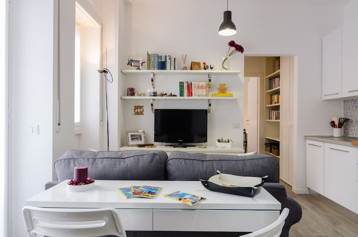 Stay where the heart of Milan beat - Milano - Apartment