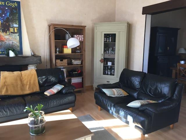 APPARTEMENT-4 PAX-PROCHE ANGOULEME - Ruelle-sur-Touvre - Apartamento