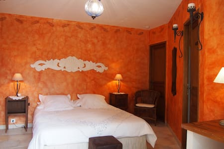 Charming B&B Lacoste-Luberon 2 - Lacoste - Bed & Breakfast