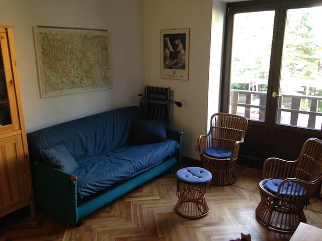 Lovely apartment in Bardonecchia - Bardonecchia - Departamento