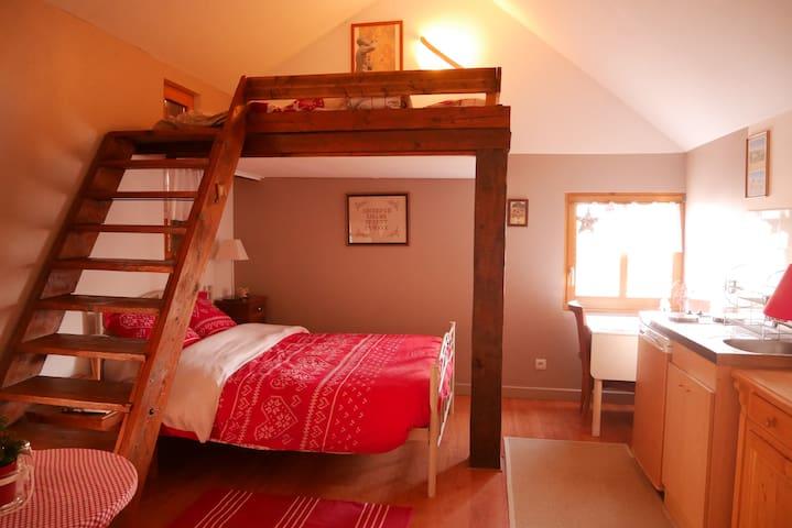 Chambre d'hôtes KIRSCH en Alsace - Magstatt-le-Bas - Huoneisto