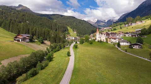 Home in the Alps – 5 minutes to the ski area
