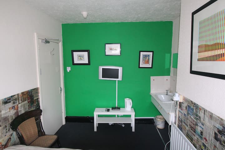 Private double room #2 - Bournemouth - Hus