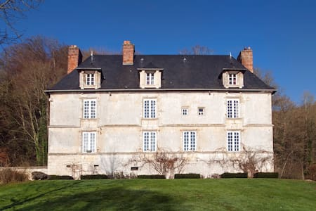Room in 16th century manor - Villequier