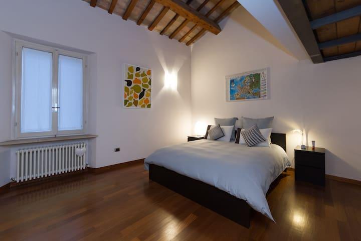 ROMANTIC HOLIDAY HOUSE IN PESARO - Pesaro - Huoneisto