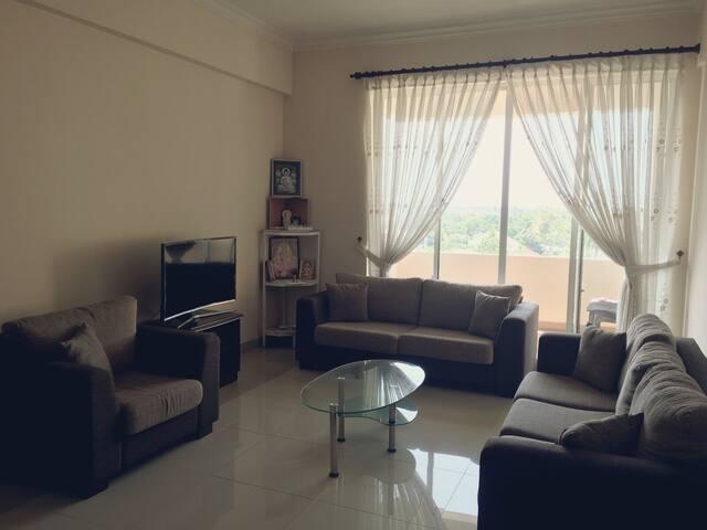 Furnished Apartment in Moratuwa