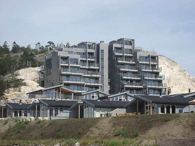 Nydeleg leiligheit på Berø, Kragerø - Kragerø - Apartamento