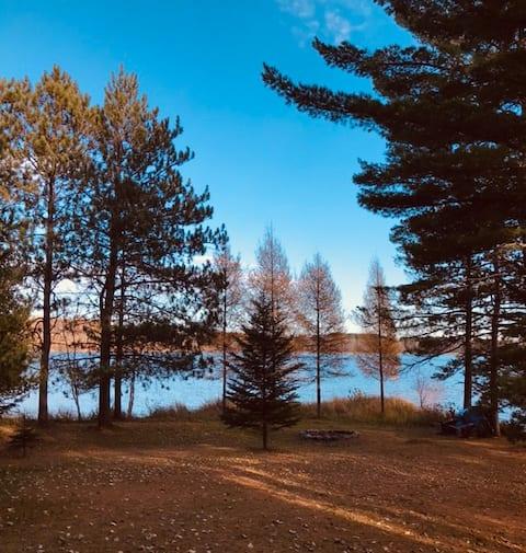 cabin # 6 ( Little Bass Lake Resort )