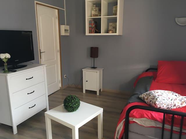 Appartement proche gare d'Amiens - Amiens - Appartement