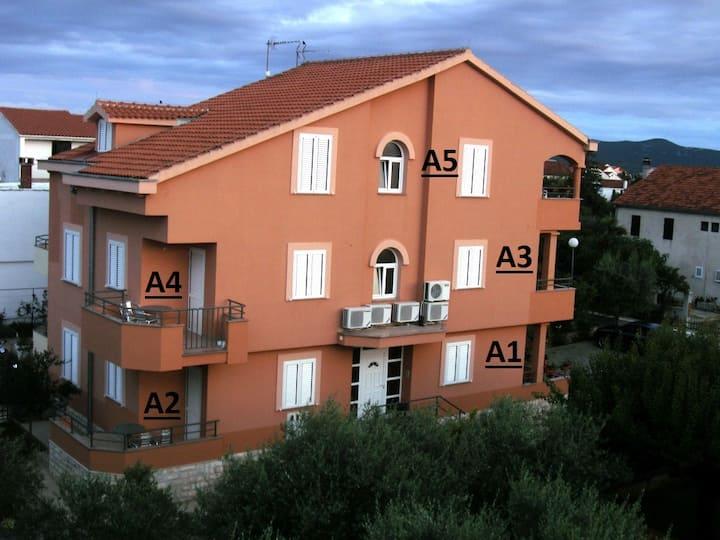 Apartment JurAn A2 (3+1, 45 m2)