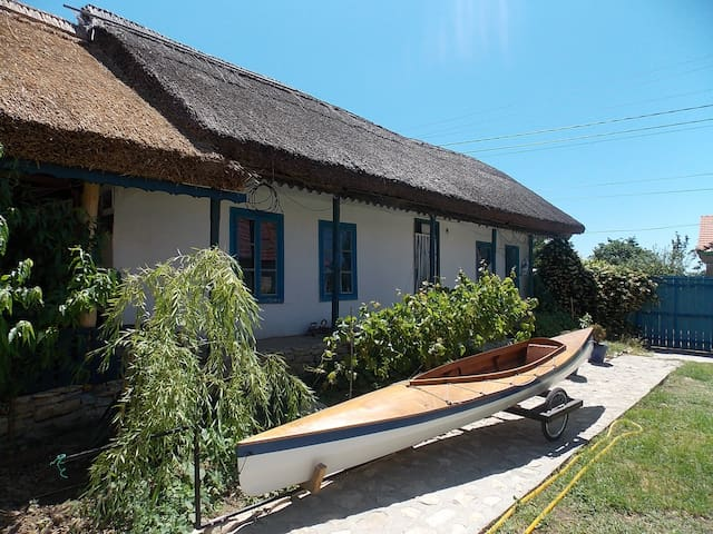 Traditional house in Danube Delta - Jurilovca - Talo