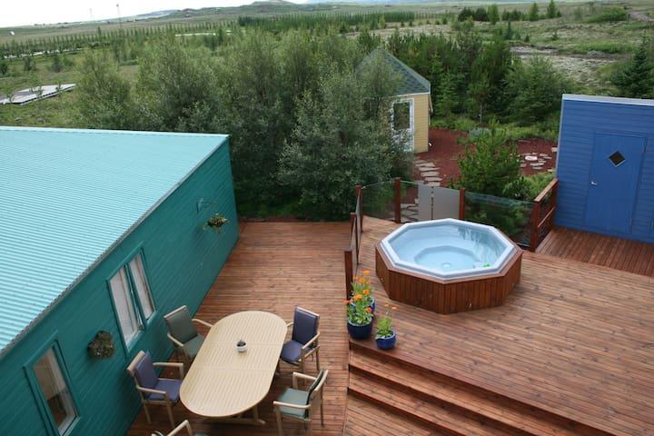 IceBlue Lodge B&B south Iceland #3 - Selfoss - Huis