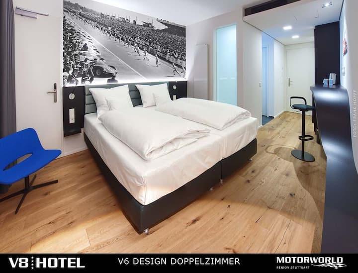 V6 Design Doppelzimmer