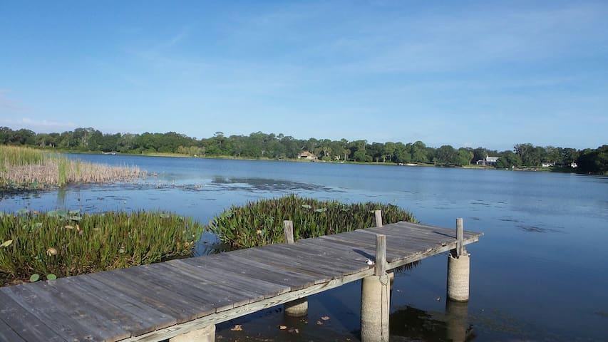Lakeside and Beautiful