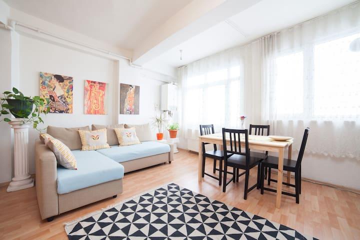 comfy flat  - Istanbul