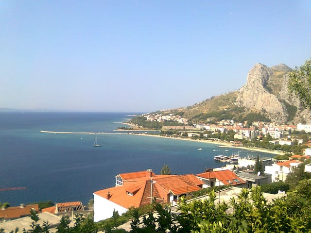 New, ground-floor, 2-bed apartment - Omiš - Apartment