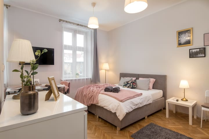 Golden Apartment near Wawel Castle