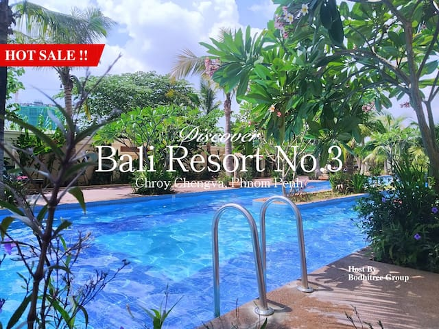 25C3_BigApartment/1BR/Grand View/Nice Gym and Pool