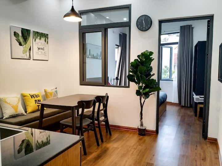 LOVELY APARTMENT 2 BEDROOMS IN CITY